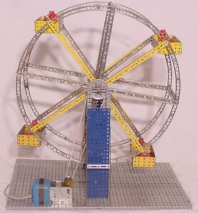 Fred Hachmeyer's Ferris wheel