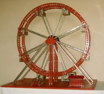 Charlie Pack's 1929 Ferris wheel
