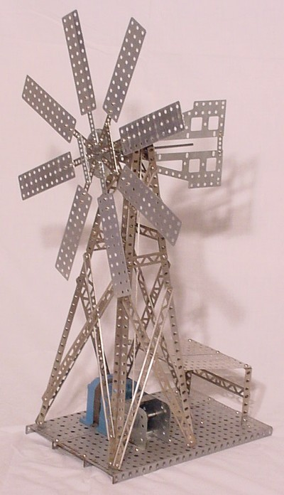 Fred Hachmeyer's windmill