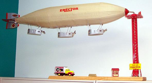 Craig Willard's 1929 Zeppelin