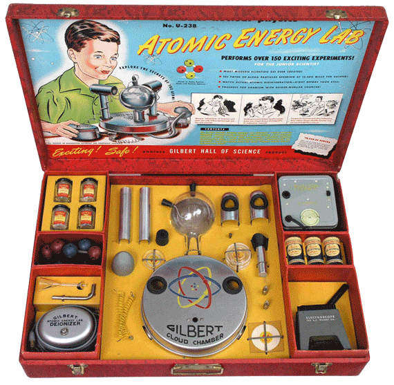 1951-1962 Gilbert Atomic Energy Lab