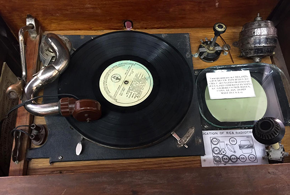 1925 Phonograph